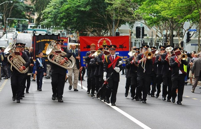 ANZAC Day Parade